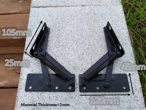 Box Plastik Untuk Diy 10cm 2pairs flap mechanism lift up adjust furniture bed cabinet