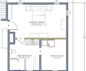 master bedroom plans with bath 17 best images about home renovation on master