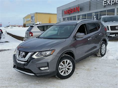 grey nissan rogue 2017 2017 nissan rogue sv grey for 34646 in orillia simcoe com