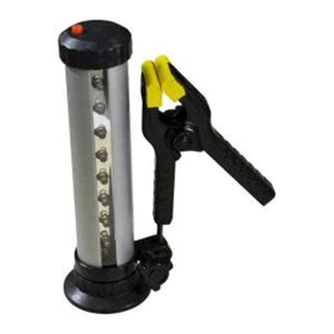 elumx battery operated 8 led multi purpose cl light
