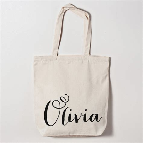 anchor monogrammed tote bag wedding bags