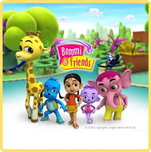 the and friends the world of animation and bommi friends