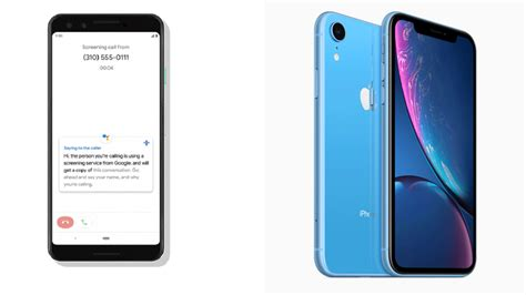 pixel 3 vs iphone xr macworld uk