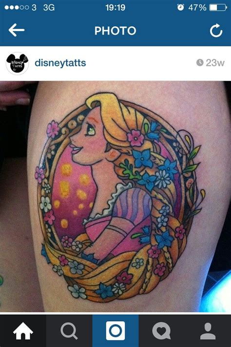 tangled tattoo 51 best images about tangled tattoos on disney