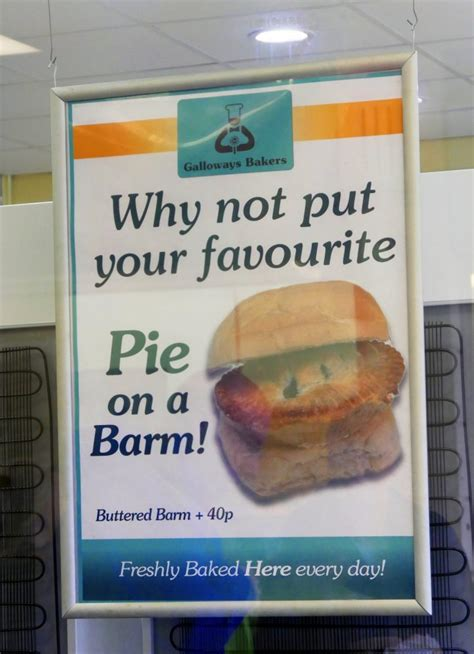 On A by Pie On A Barm And Parched Peas In The Caravan
