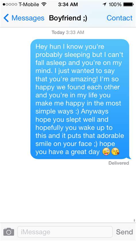 boyfriend texts late at night google search bae
