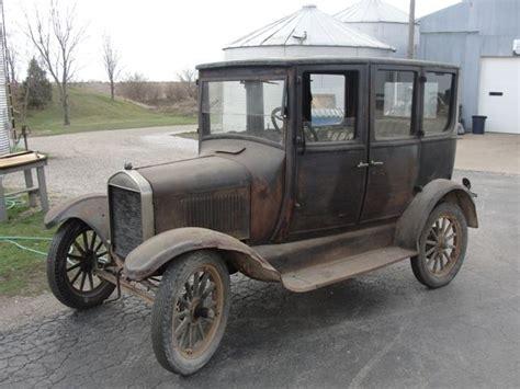 four ford 1926 ford model t four door sedan for sale