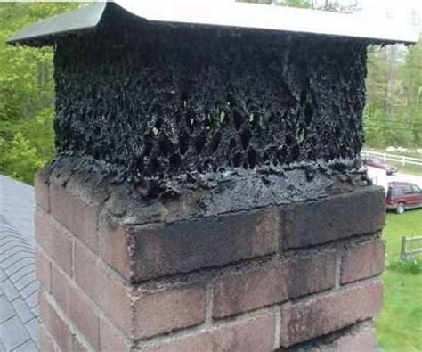 Fireplace Creosote by Pictures For Boston Chimney Professionals In Boston Ma 02128