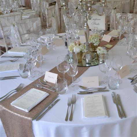 wedding table runners gold the 25 best gold table runners ideas on gold