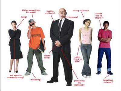 pattern of body language body language clusters pick up artist and pua lingo
