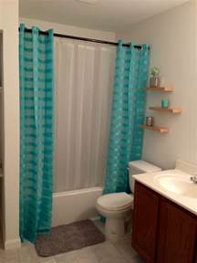 Bathroom Plastic Curtains Best 25 Shower Curtain Ideas On Shower Curtains Blue Bathrooms Designs