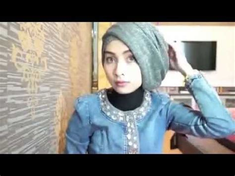 tutorial pashmina wisuda tutorial hijab pashmina khusus untuk wisuda youtube