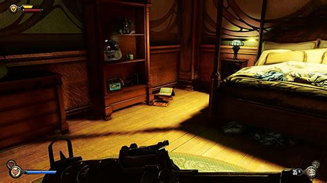 bioshock bedroom chapter 4 voxophones bioshock infinite game guide