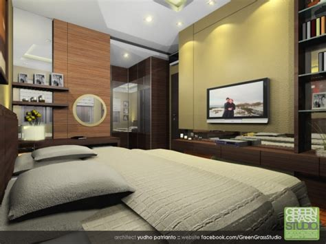 Bedroom Units Ni by Interior Apartment Mr Bagas Unit By Yudho Patrianto At