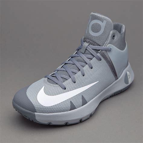 Sepatu Basket Airjordan12 Wolf Grey sepatu basket nike kd trey 5 iv wolf grey