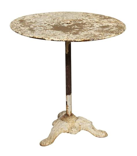 Cast Iron Patio Tables Cast Iron Pedestal Patio Table Not On Brook 5 9 17 Fr Olde Things