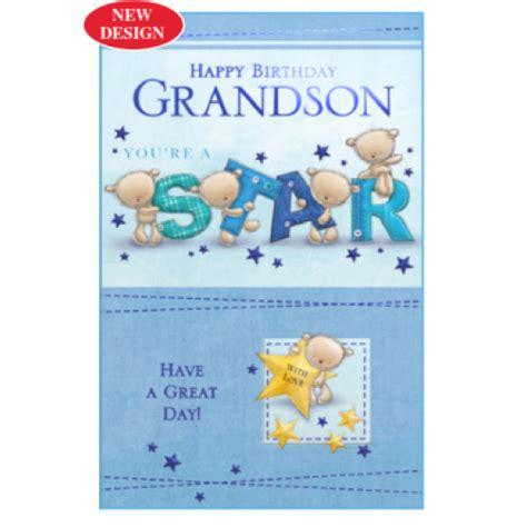card grandson birthday card grandson quotes quotesgram