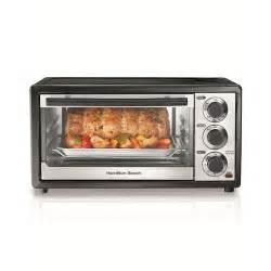 4 Slice Toaster Oven Reviews Hamilton Beach 6 Slice Toaster Oven Amp Reviews Wayfair