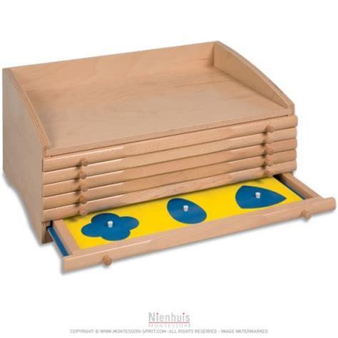 Cabinet De by Cabinet De G 233 Om 233 Trie Montessori Spirit