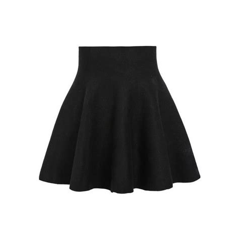 1000 ideas about black high waisted skirt on