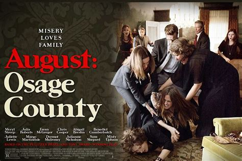 august osage county movie august osage county an excellent cast in a difficult film