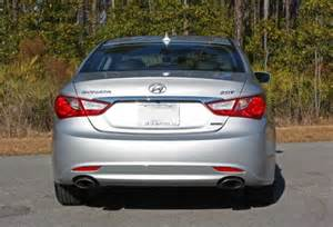 2011 Hyundai Sonata 2 0 T 0 60 2011 Hyundai Sonata Limited 2 0t Ridelust Review