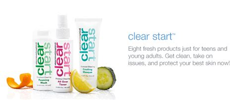 when does cleaning start dermalogica clear start the lanes health