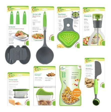 Weight Watchers Kitchen Tools by Jokari Healthy Steps Portion Diet
