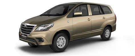 Toyota Innova Base Model Toyota Innova Reviews Price Specifications Mileage