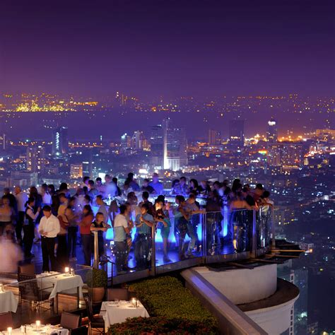 Roof Top Bar In Bangkok by Bangkok Rooftop Bars Expedia Au
