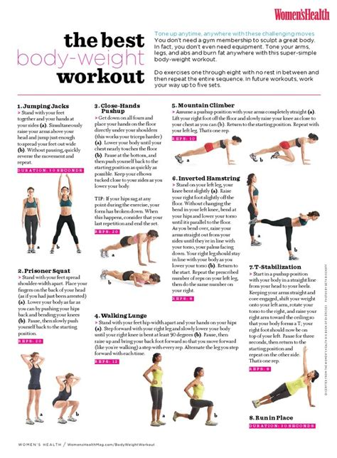 25 best ideas about easy workouts on