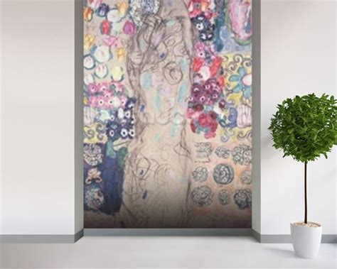 canvas wall murals klimt gustav portrait of munk unfinished 1917 18 on canvas wall mural