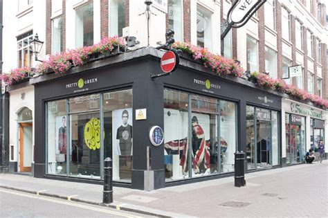 Shops In Green by Pretty Green Store Opening Hypebeast
