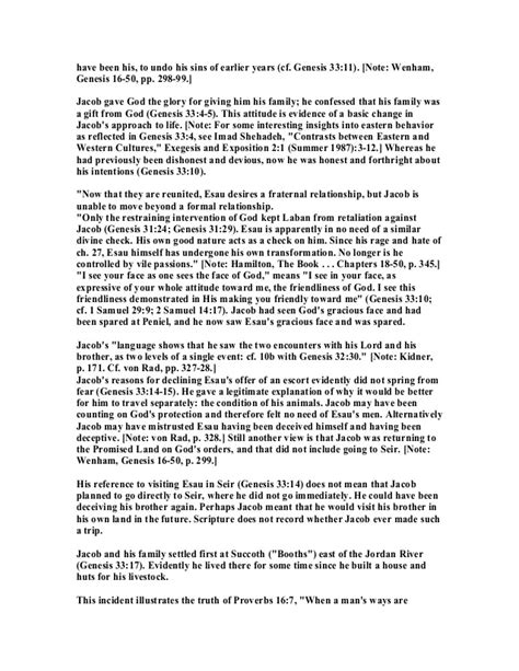 commentary on genesis 33 genesis 33 commentary