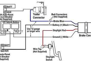 Electric Brake System Light How To Install An Electric Brake Controller It Still