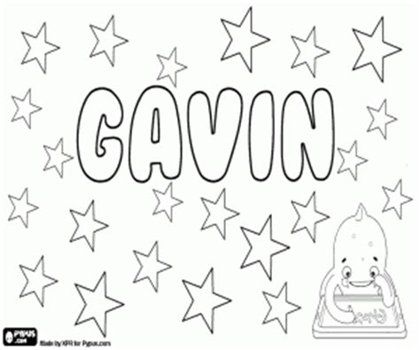 coloring book album meaning boy names with g coloring pages printable