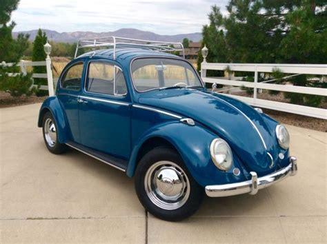 new volkswagen bug 1965 volkswagen vw bug beetle new engine paint interior
