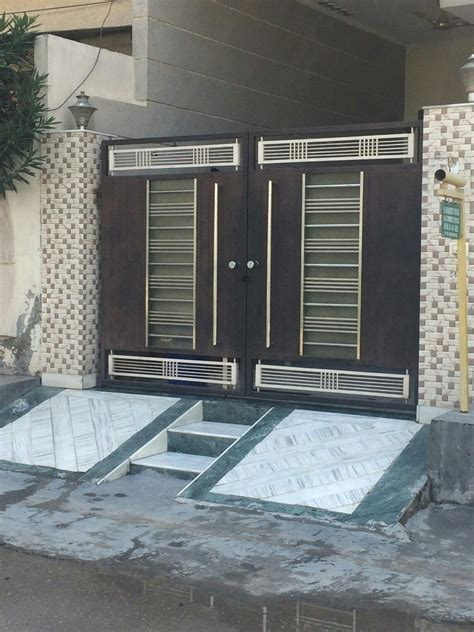 pin  ravinder singh  iron gait house gate design