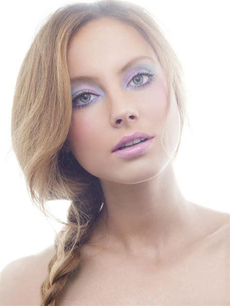 sweet smart pastel makeup   fashionistas
