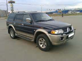 Mitsubishi Pictures Pictures Of Mitsubishi Pajero Sport 2005 Auto Database