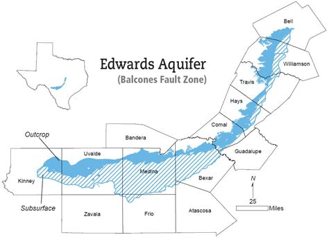 texas underground water maps aquifer images search