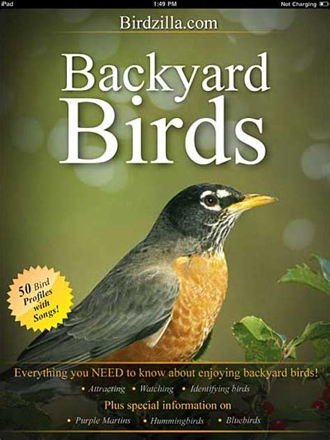 Michigan Backyard Birds by Birding Apps Support