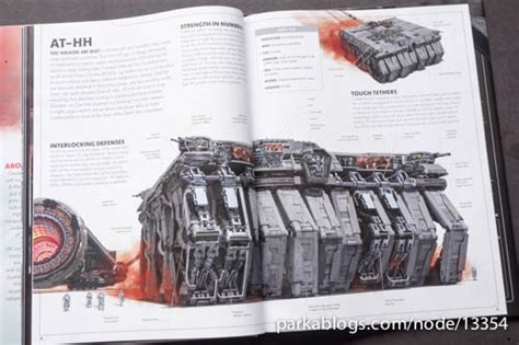 wars the last jedi cross sections books add new comment parka blogs