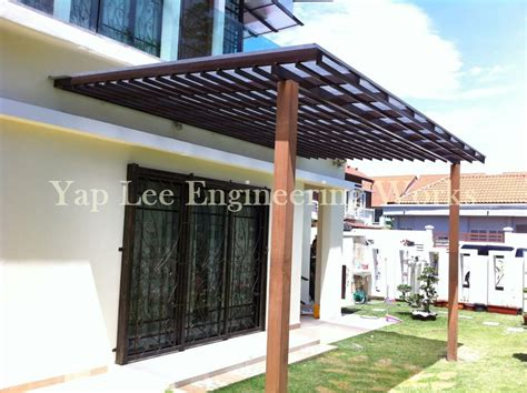 awnings design wooden pergola awning malaysia outdoor wooden pergola awning