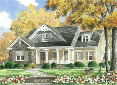 cottage living magazine house plans thornhill cottage mitchell ginn southern living house plans