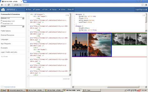 div horizontal align html align divs horizontally phpsourcecode net