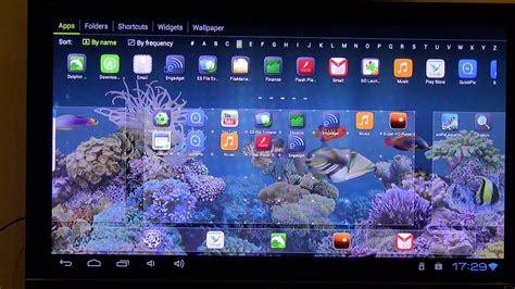 pc with android android mini pc with apps installed and go launcher hd review