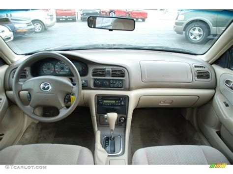 2000 mazda 626 lx interior photo 52579694 gtcarlot