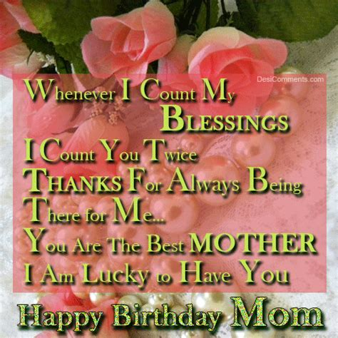 Happy Birthday Wishes From Parents To Birthday Wishes For Mother Pictures Images Graphics For
