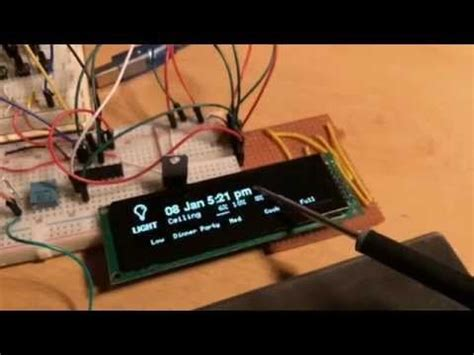 diy home automation ideen hack diy arduino smart home panel uses openhab